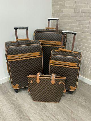 set de maletas nuevas diseño Cuadros