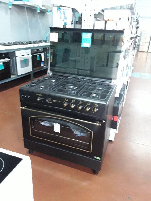 Cocinas rústicas de gas de 90 cm nuevas .