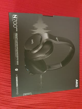 AURICULARES AKGN N700 WIRELESS NCM2 inalámbrico