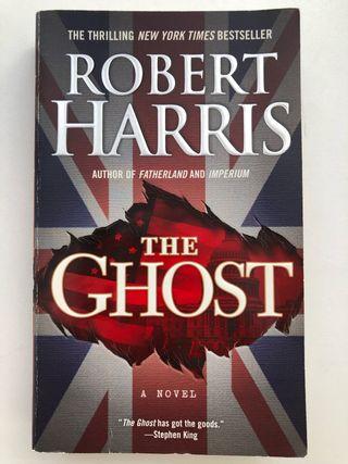 Novela en ingles. The ghost
