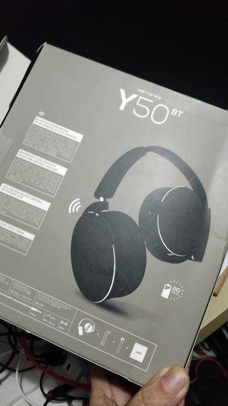AKG Y50BT auriculares Bluetooth y jack
