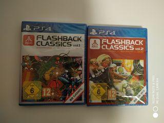 PACK ATARI FLASHBACK CLASSICS COLLECTION PS4