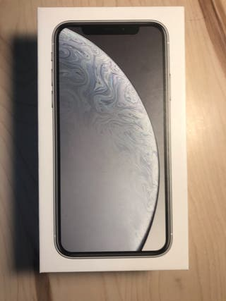 Caja genuina apple iPhone XR