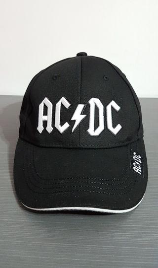 Gorra Oficial de AC DC NUEVA
