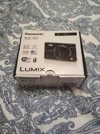 Cámara fotos Panasonic Lumix DMC-SZ10