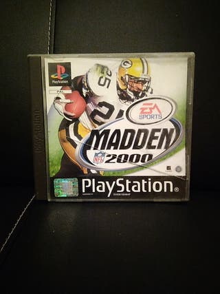 Madden 2000 PS1