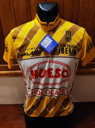 Maillot ciclismo del equipo HUESO