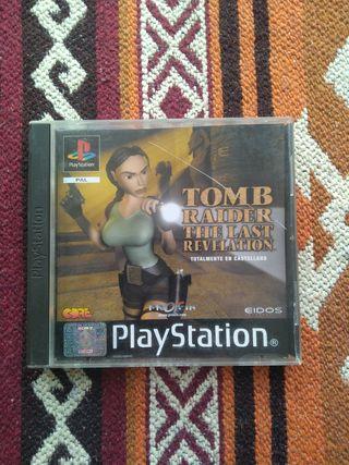 Tomb Raider, the last revelation.