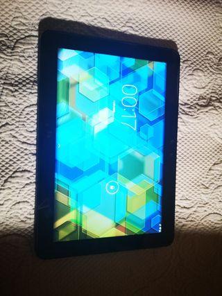 Bq Edison 3 negro 16GB + funda