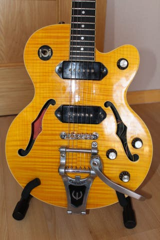 Epiphone Wildkat with Bigsby 2001 Antique Natural