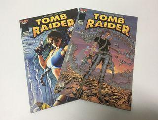 Comics Tomb Raider