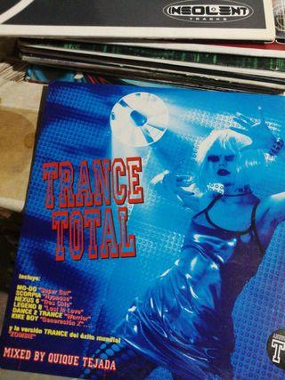 lo vinilo trance total