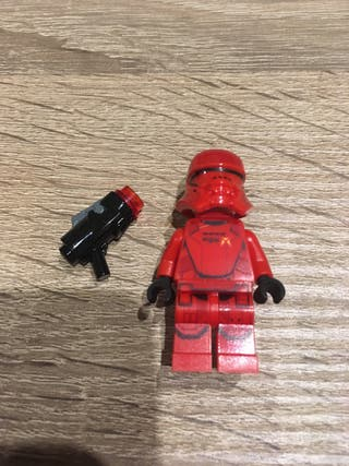 Lego star wars sith jet trooper