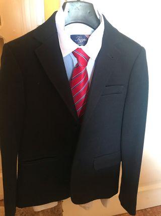 Conjunto Tizzas de americana, camisa y corbata
