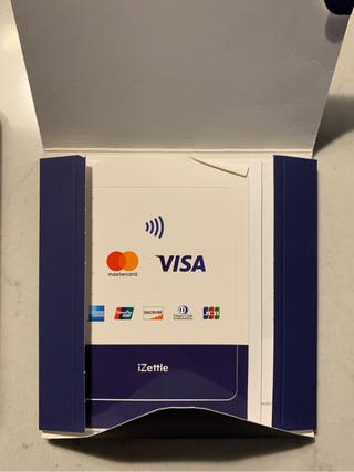 iZettle Contactless card reader *Brand New*