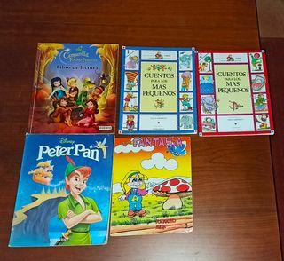 pack de libros infantiles