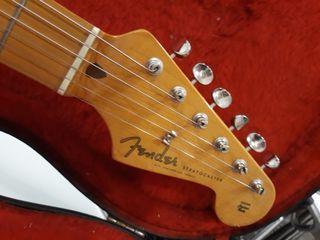 Fender Stratocaster Classic 50's año 2005