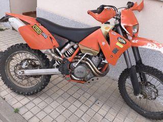 KTM 520 2002