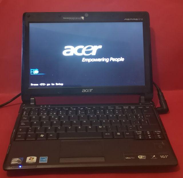mini portatil ACER Aspire one