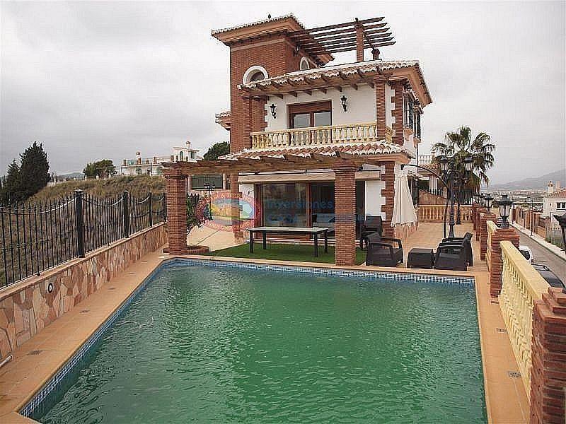 Villa en venta en Norte - Barrio del Pilar - El Reñidero en Vélez-Málaga (Triana, Málaga)
