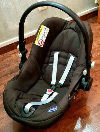 Chicco silla portabebés Key Fit grupo 0+ (Mas artículos niños y bebes en mi perfil