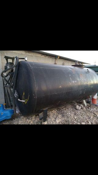 depósito de gasoil,combustible 5000litros