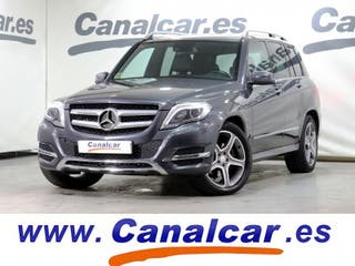 Mercedes-Benz GLK 220 CDI 4Matic Blue Efficiency Aut. 170CV