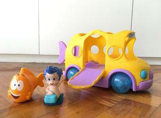 Bubble Guppies - Autobús Escolar