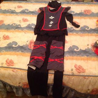 Disfraz de niño de Ninja