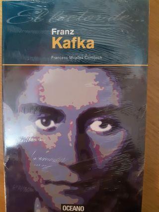 Franz Kafka de Francesc Miralle Contijoch