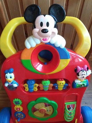 Andador bebés Disney