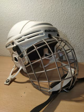 Casco hockey Bauer