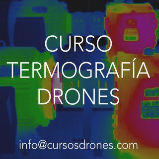 Curso de termografía aplicada mediante drones
