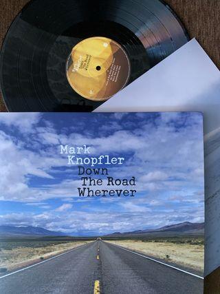 Vinilo Mark Knopfler - Down the Road Wherever