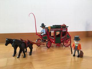 Diligencia del Oeste Playmobil