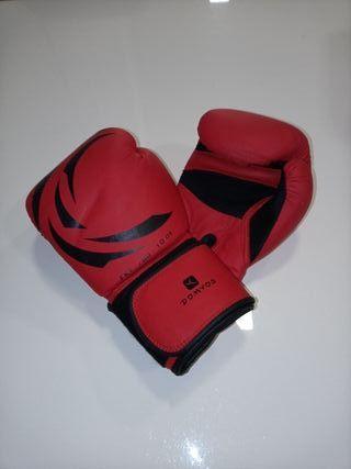 Guantes de Boxeo air cooling system