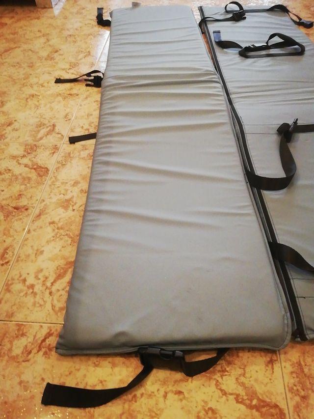 Colchoneta cama espuma