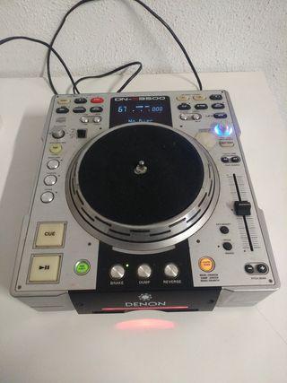 Denon DN-S3500 Reproductor CD Profesional