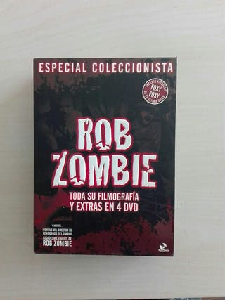 rob zombie - pack dvd