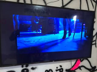 55-60*pulg HD4k LG television Smart tv