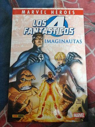Los 4 Fantasticos Imaginautas (Comics)
