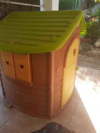 casita de niños SMOBY
