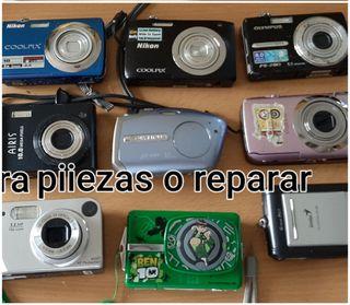 cámaras de fotos digitales