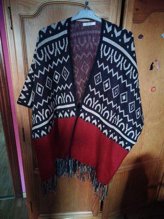 poncho /chaqueta