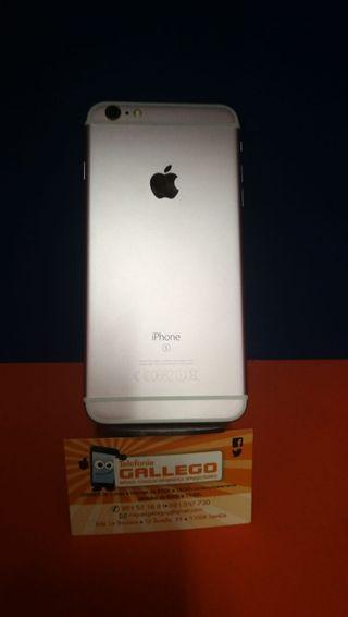 Iphone 6s Plus rose gold usado