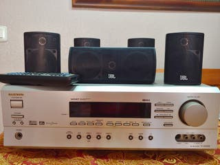 HOME CINEMA 5.1 AMPLI ONKYO Y JBL