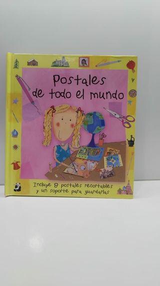 Libro Postales de todo el Mundo