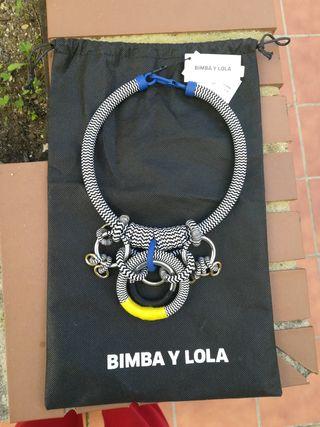 Collar Bimba y Lola nuevo