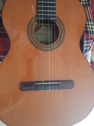 Guitarra artesana Jordi Banús