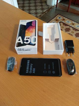 Samsung Galaxy A50, nuevo de tienda